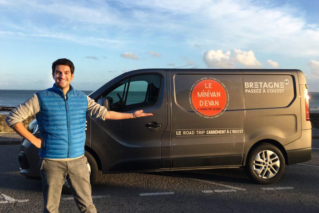 Le Minivan d'Evan